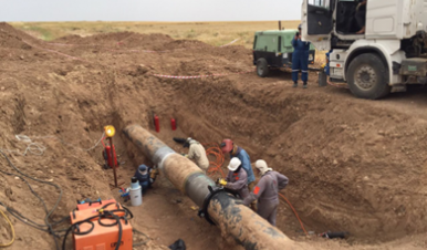 Pipeline/ Pipe Spool Repair