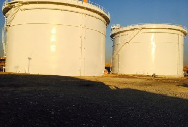 NYCO has been Completed EPC project for 2 crude oil storage tanks and 1 fire water storage tank in Qaiyarah with Sonangol Operations DMCC